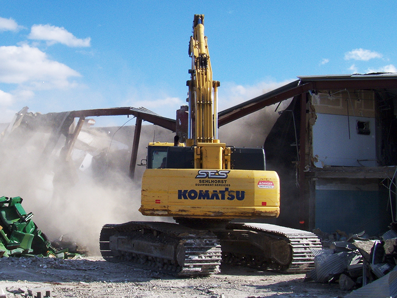 Local Demolition Services