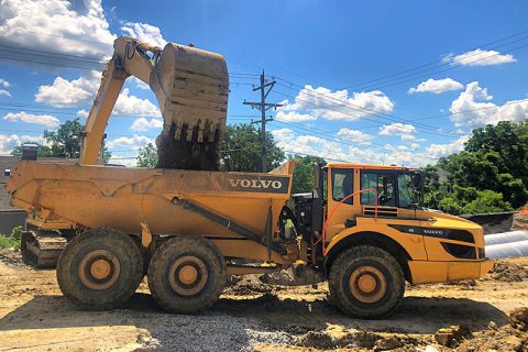 Sehlhorst Equipment Services Excavation Services